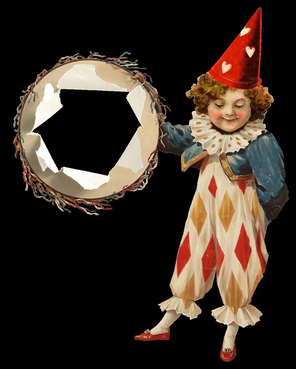 Circus clipart flying trapeze. L minas vintage antiguas