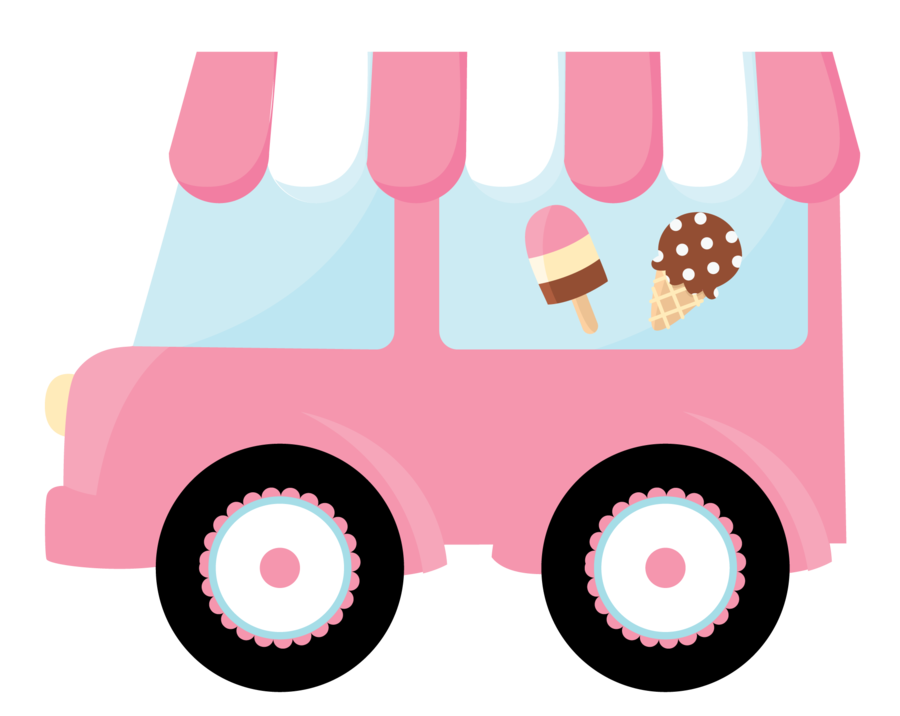 icecream clipart cart