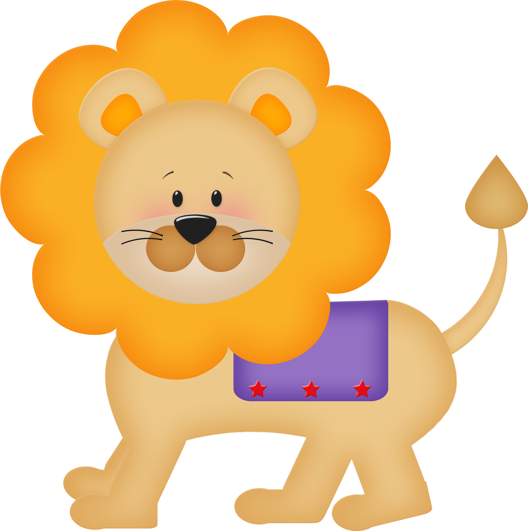 Images of lion spacehero. Clipart monkey circus