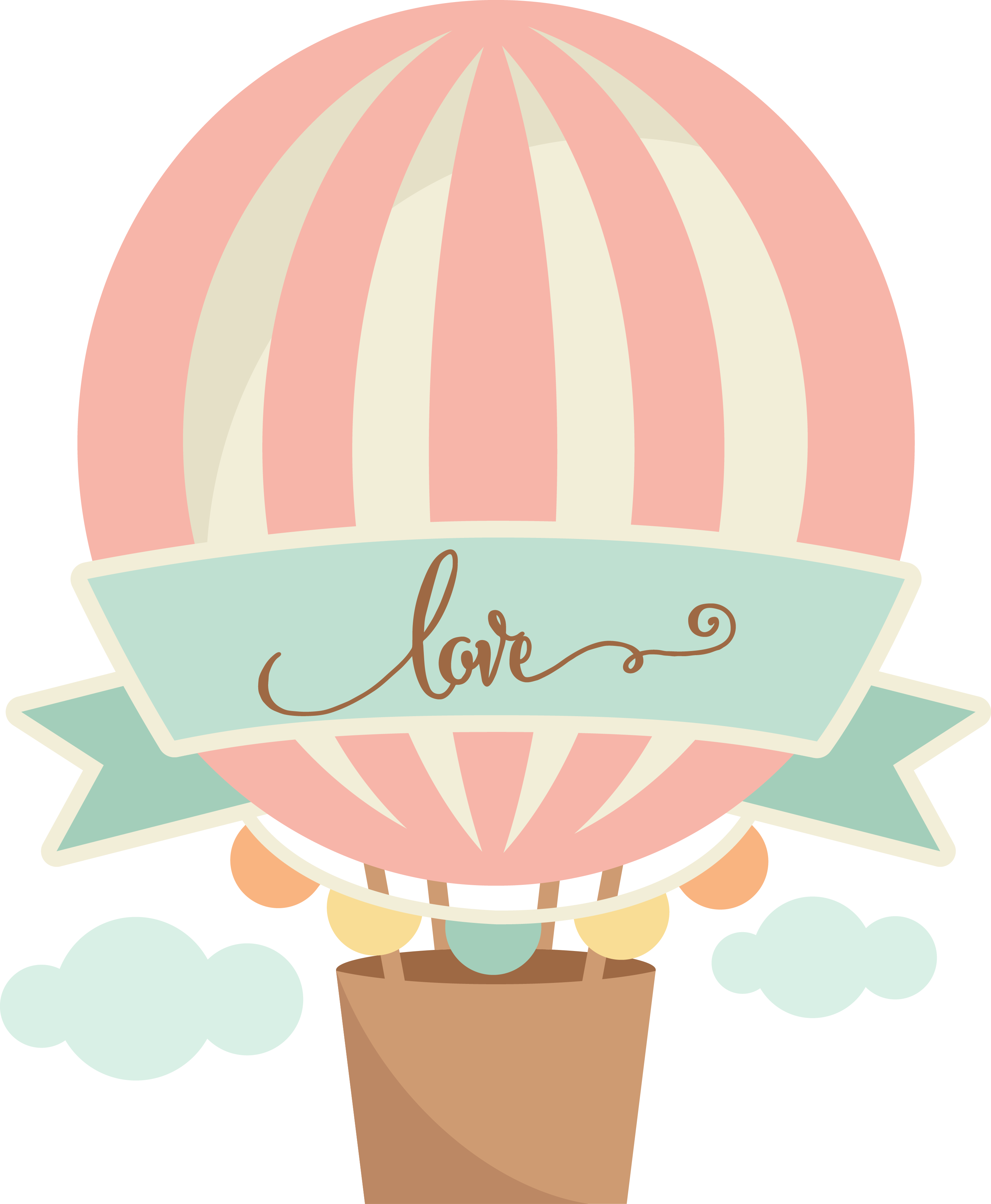 Mkc lovehotairballoon svg png. Diapers clipart cream
