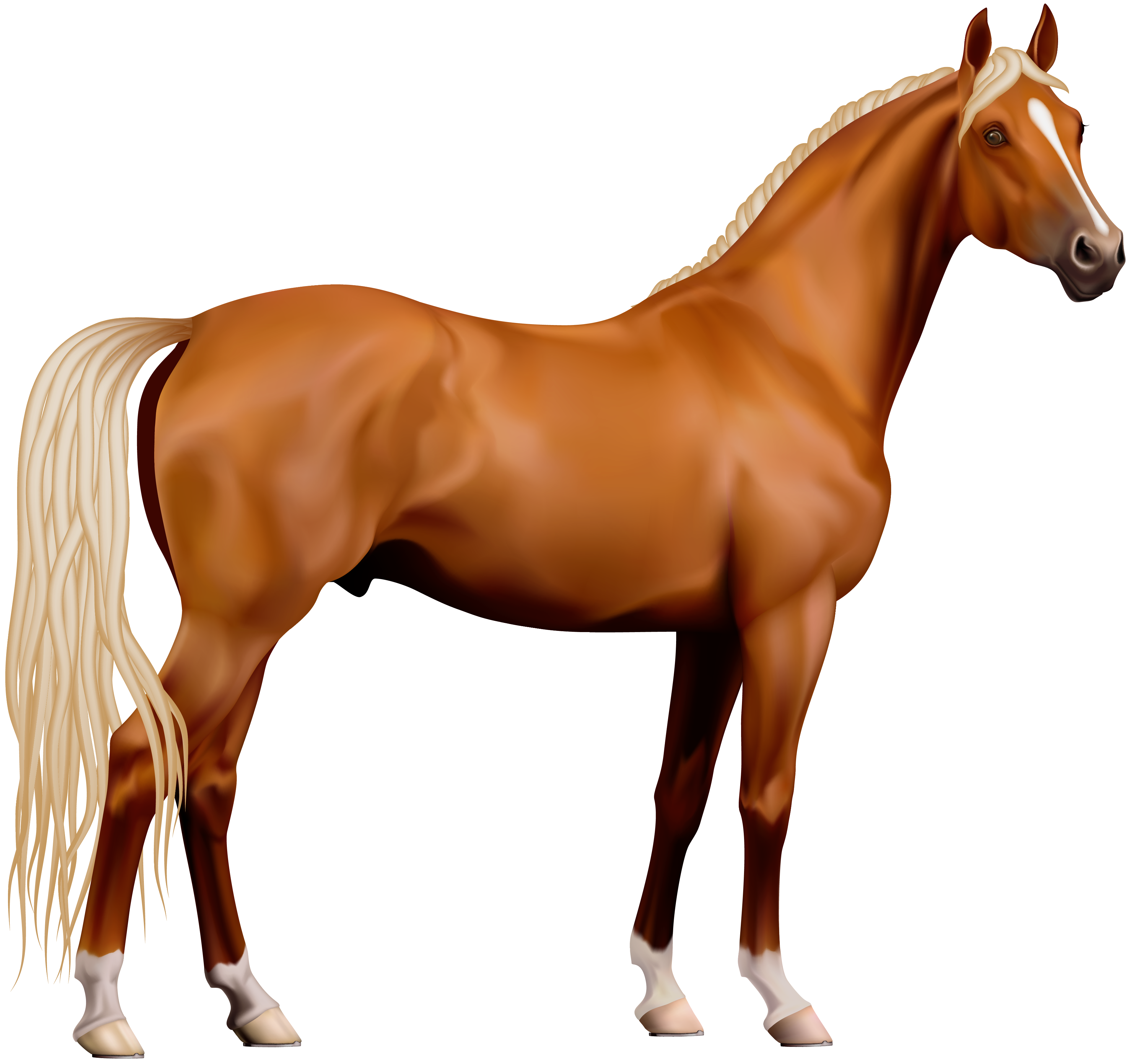 Transparent png animals clip. Family clipart horse