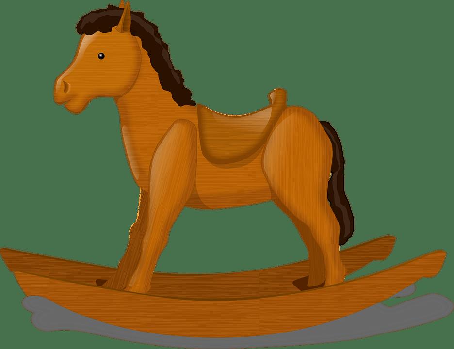 Horse clipart race horse. Rocking png photos