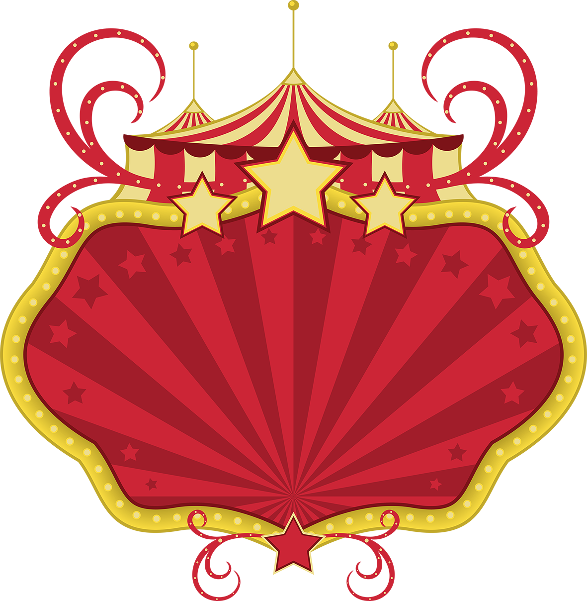 Clipart Tent Vintage Circus Clipart Tent Vintage Circus