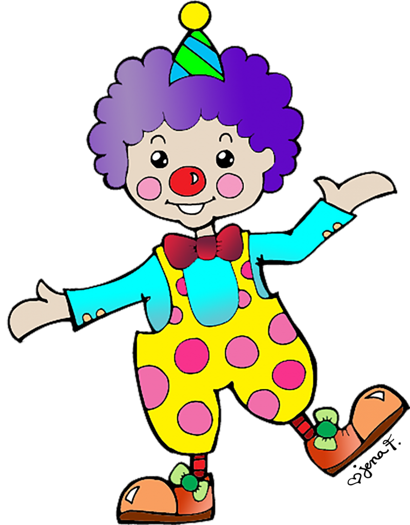 Clowns pictures free . Circus clipart joker