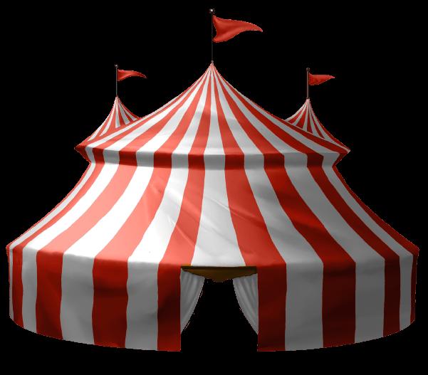 Circus clipart label. Tent transparent png stickpng