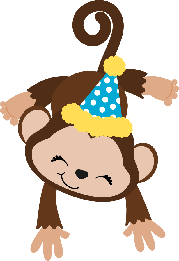 Cute animals pinterest svg. Clipart monkey circus