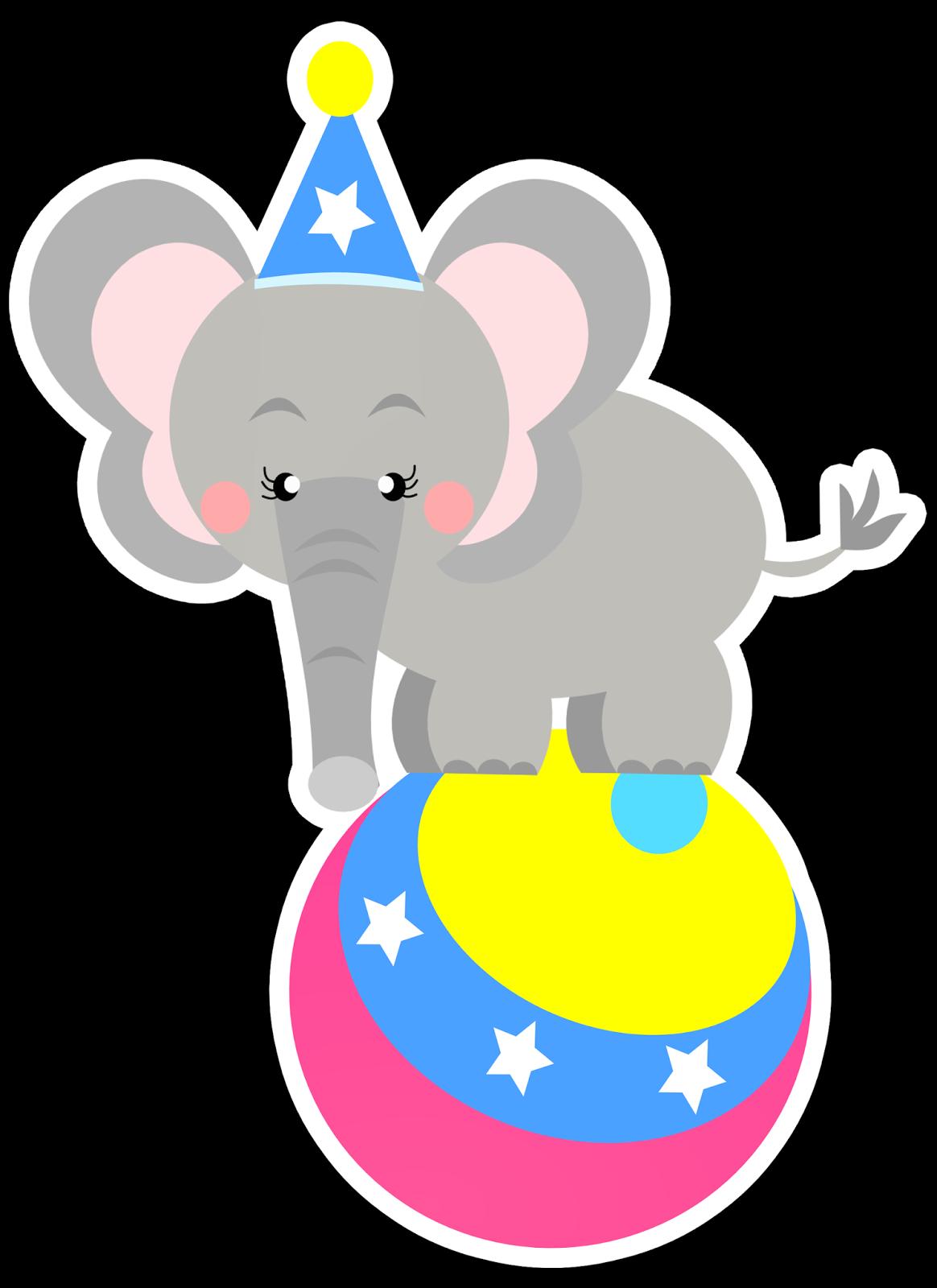 Circus clipart monkey. Montando a minha festa