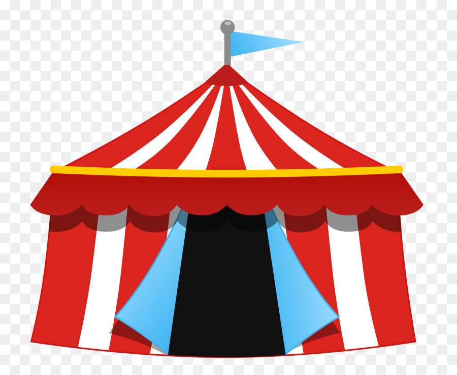 Circus clipart party tent. Cartoon transparent clip art