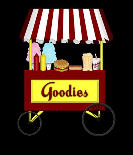 Circus clipart snack. Vendorcart png clip art