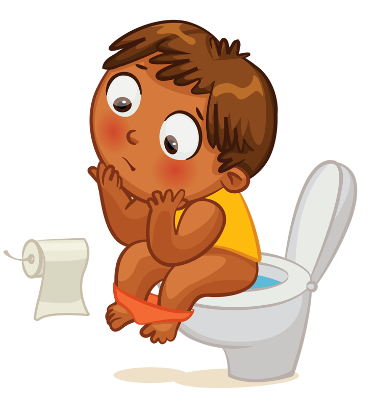 Clip art kid potty. Clock clipart kindergarten