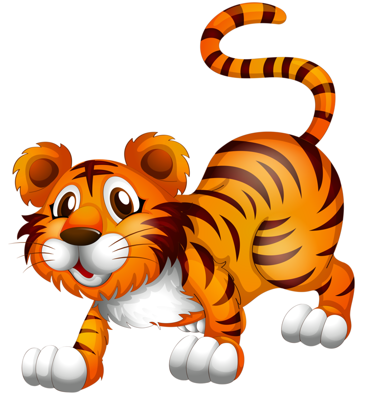 png pinterest tigers. Clipart walking tiger