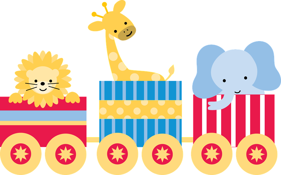 Circo train png minus. Clipart cow product
