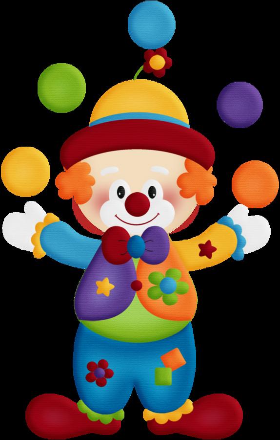 Clipart balloon clown. Circo aw circus png