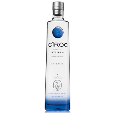 Ciroc bottle png. C roc ultra premium