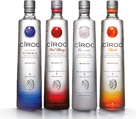 Bottles psd official psds. Ciroc bottle png