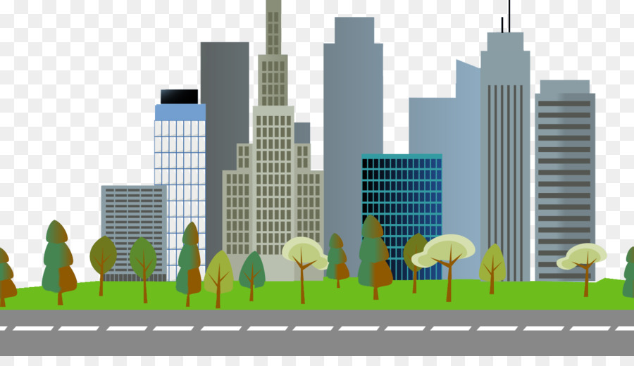 City Clipart  City Transparent Free For Download On