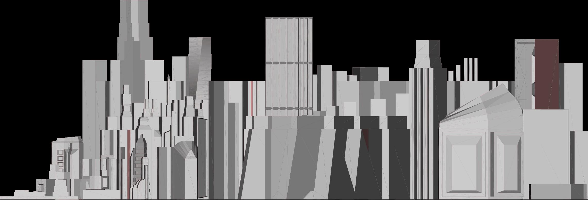 City clipart architecture. Chibi