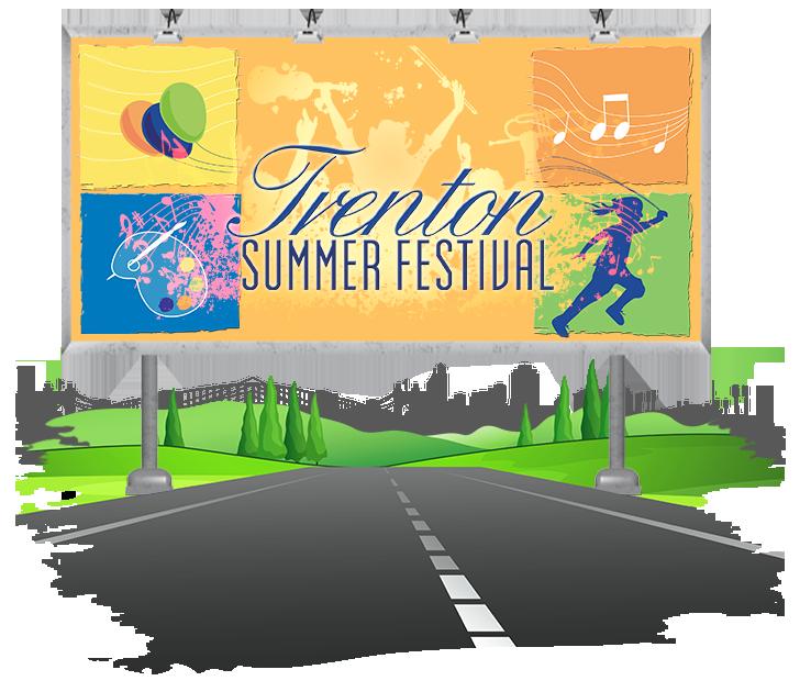 City of trenton mi. Festival clipart street festival