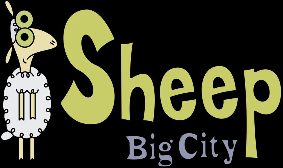 Short clipart big bigger big. Image sheep in the