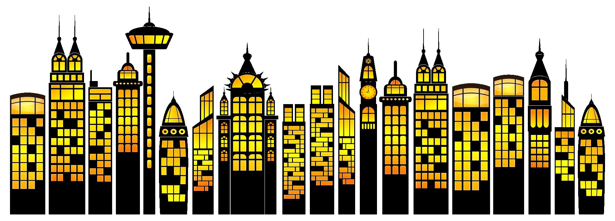 Cityscape spiderman building