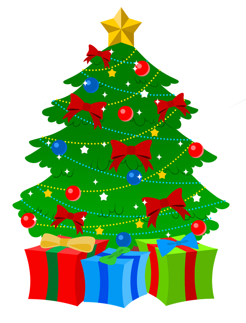Christmas arts free to. Clipart trees evergreen