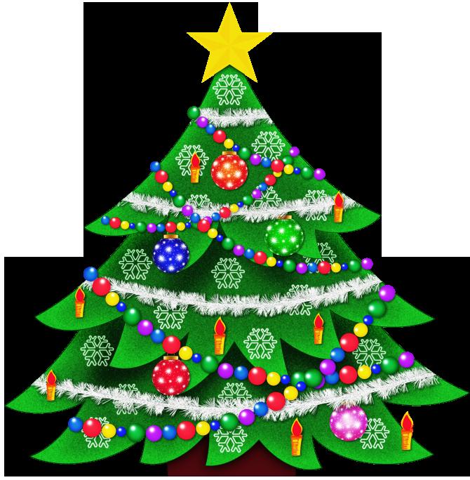 Clip art. Gingerbread clipart christmas tree
