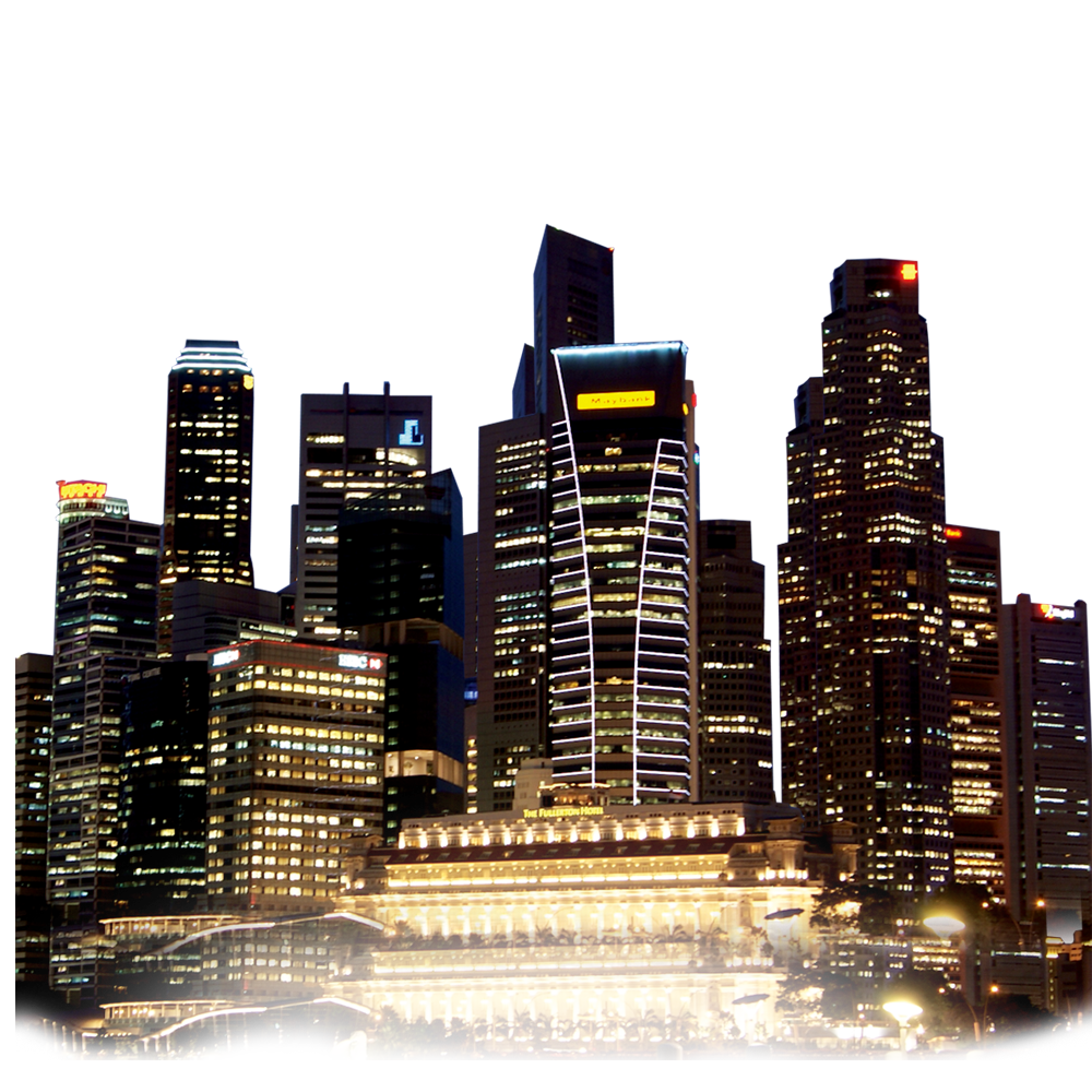 Cityscape city light