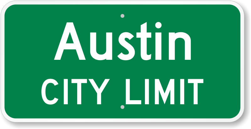 Limit signs made in. Clipart road city road