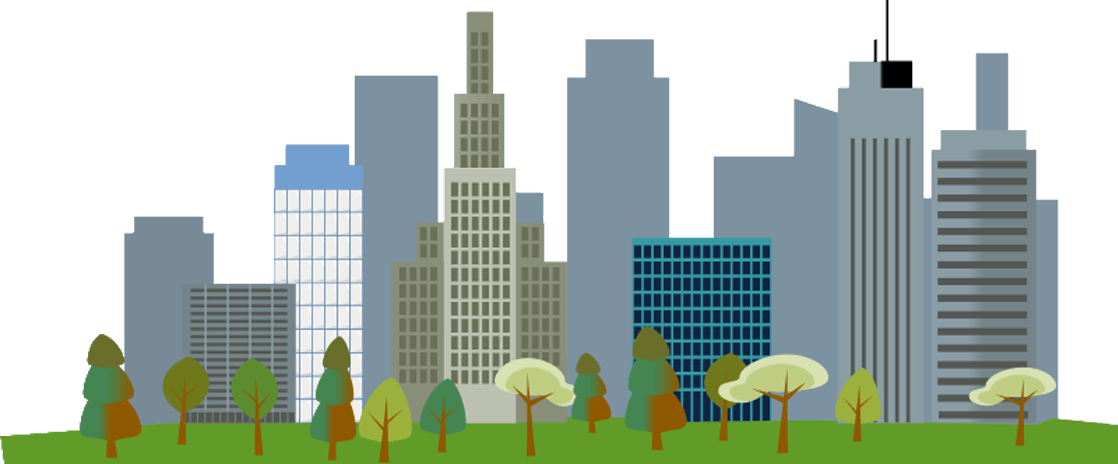 skyline clipart building infrastructure