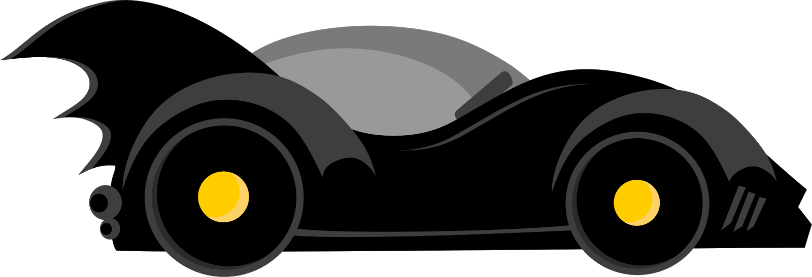 Batman clip art bat. Clipart cars cute