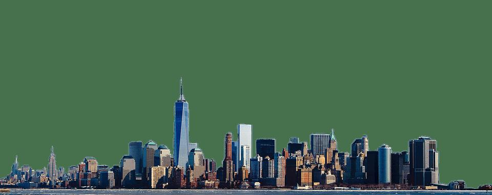 skyline clipart skyline new york