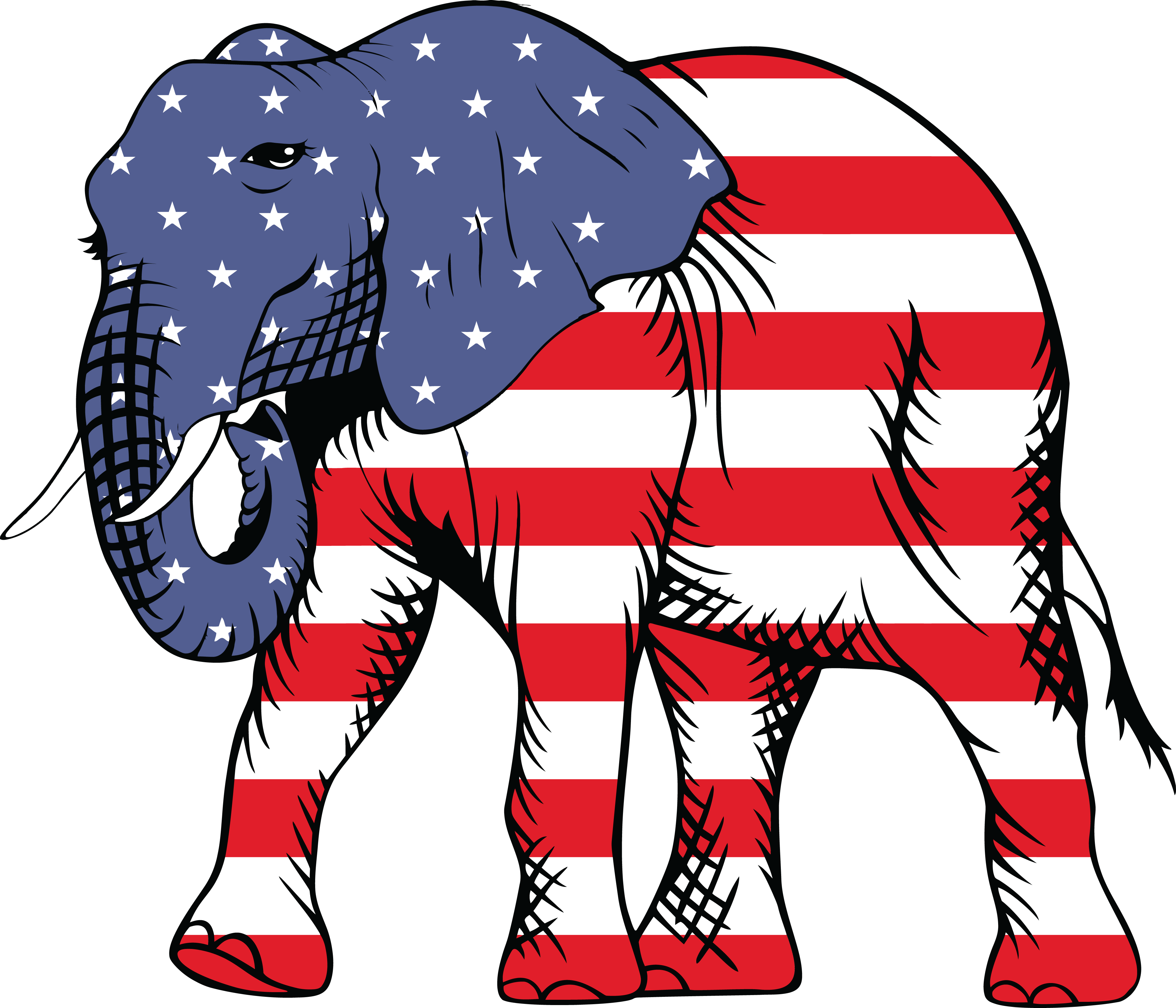 free of a. Clipart heart elephant