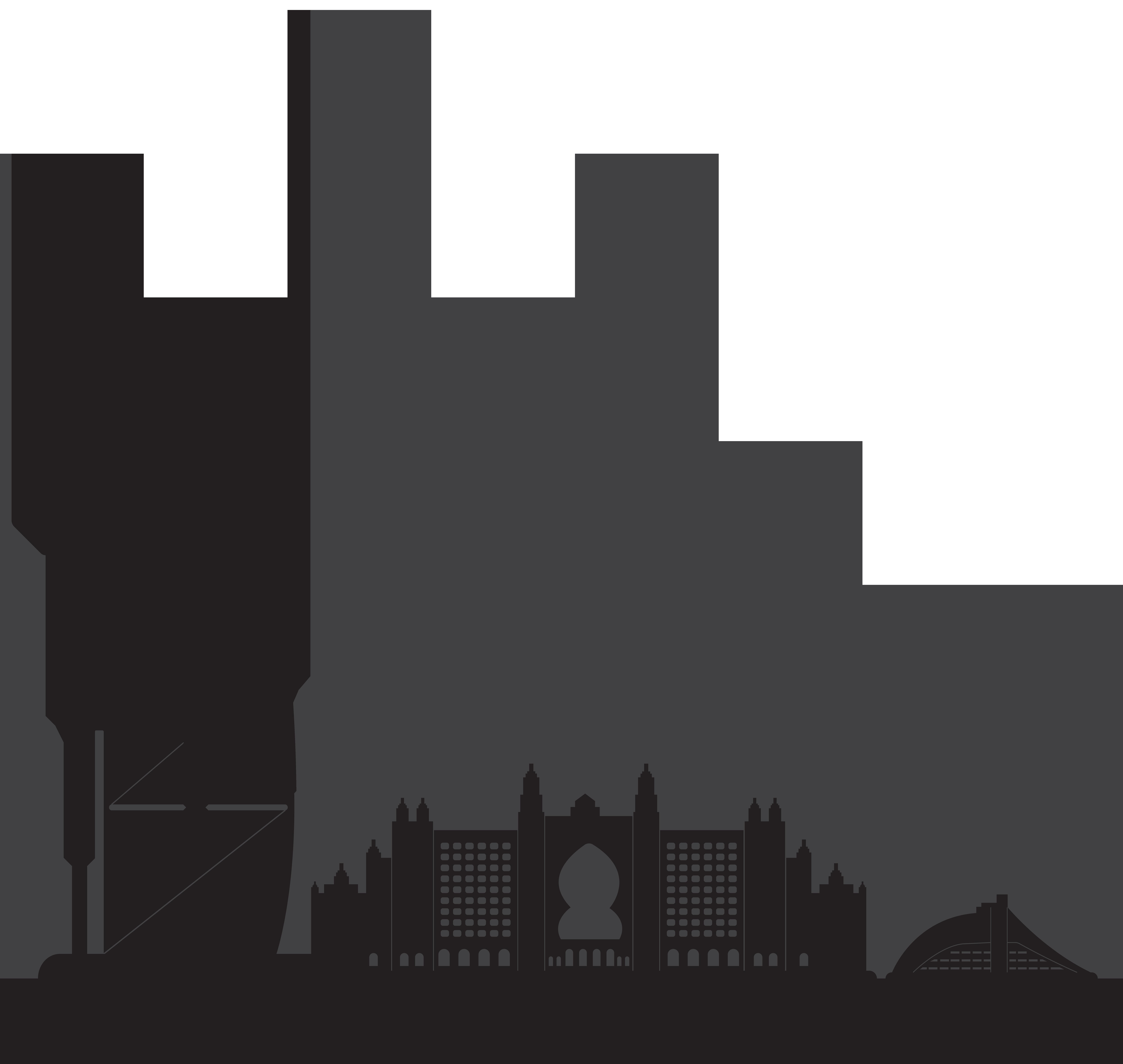 Dubai silhouette png clip. Wheat clipart baisakhi