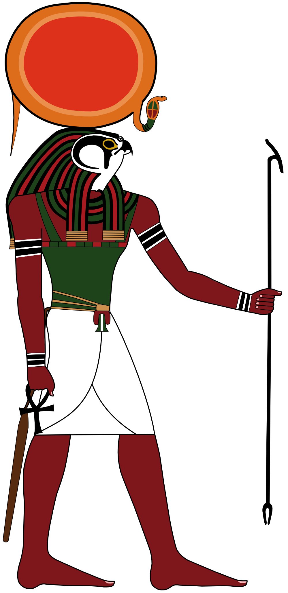 Pin by tiitu t. Clipart sun egyptian