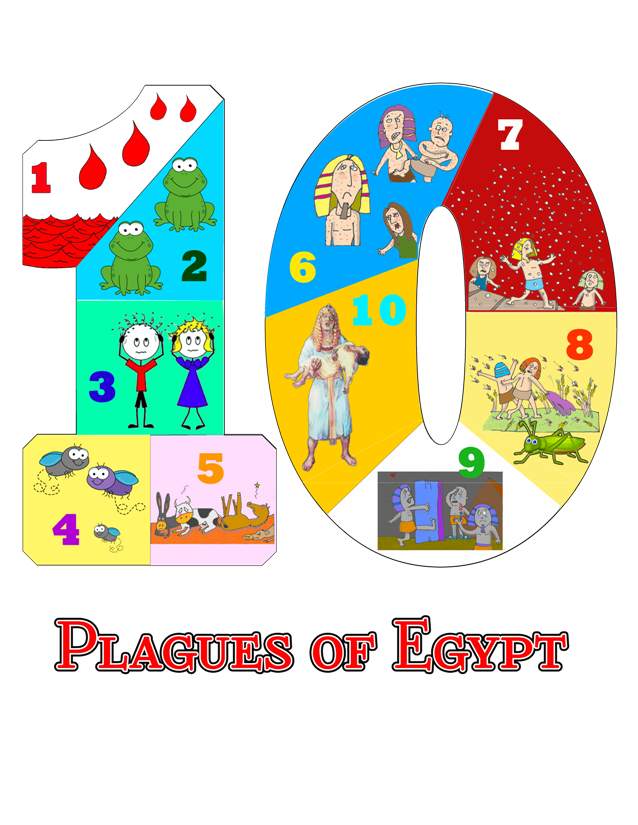 Egypt moses plagues in. Treasure clipart egyptian treasure