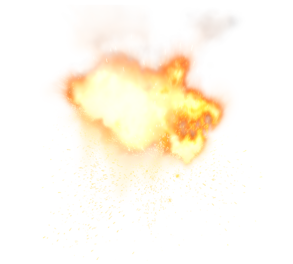 Png picture pinterest. Explosion clipart fiery