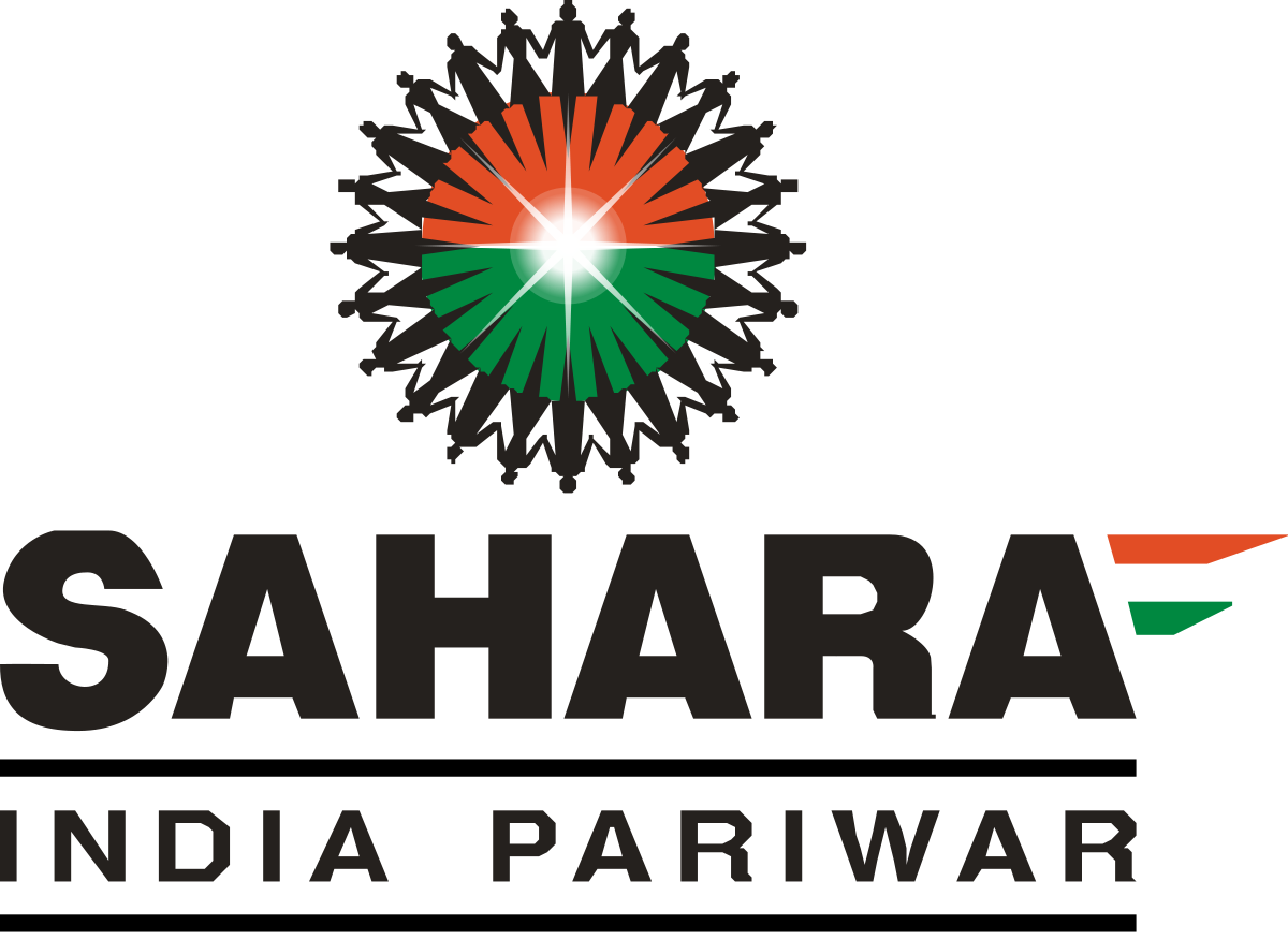 Newspaper clipart logo. Sahara india pariwar wikipedia