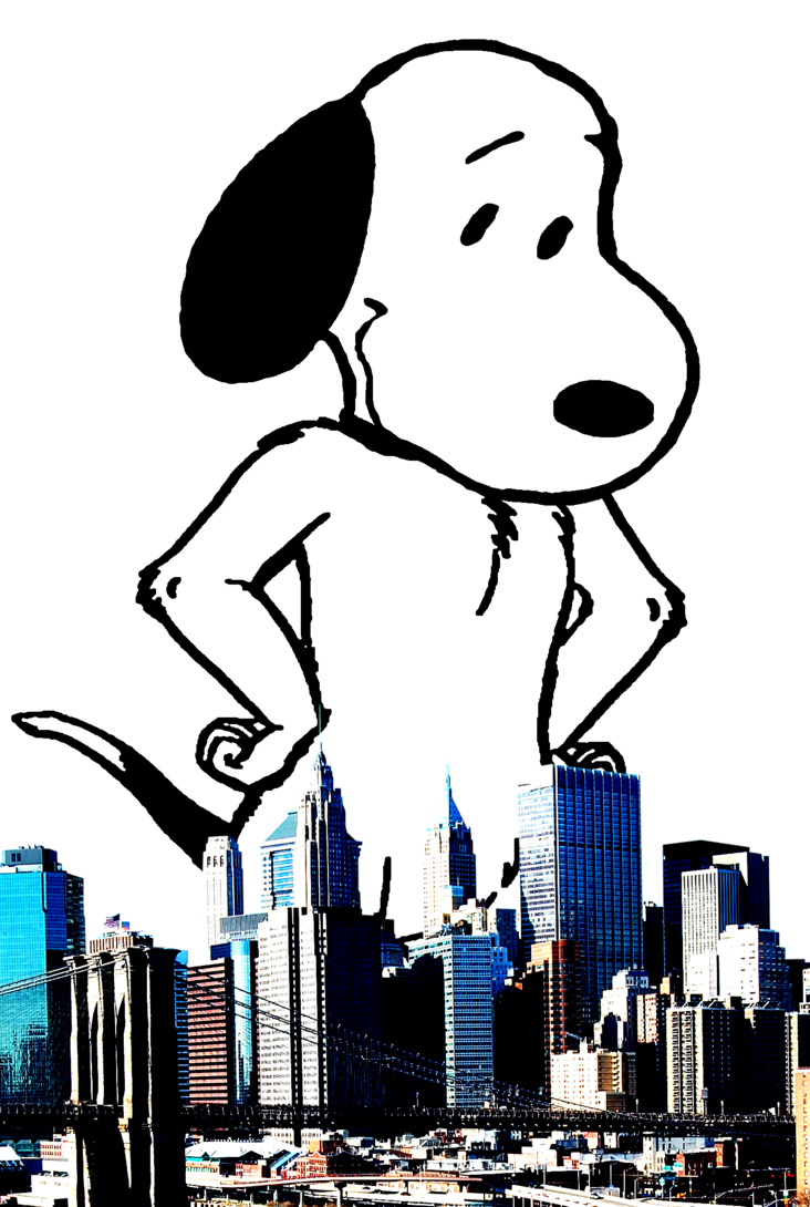 New york skyline at. City clipart indonesia