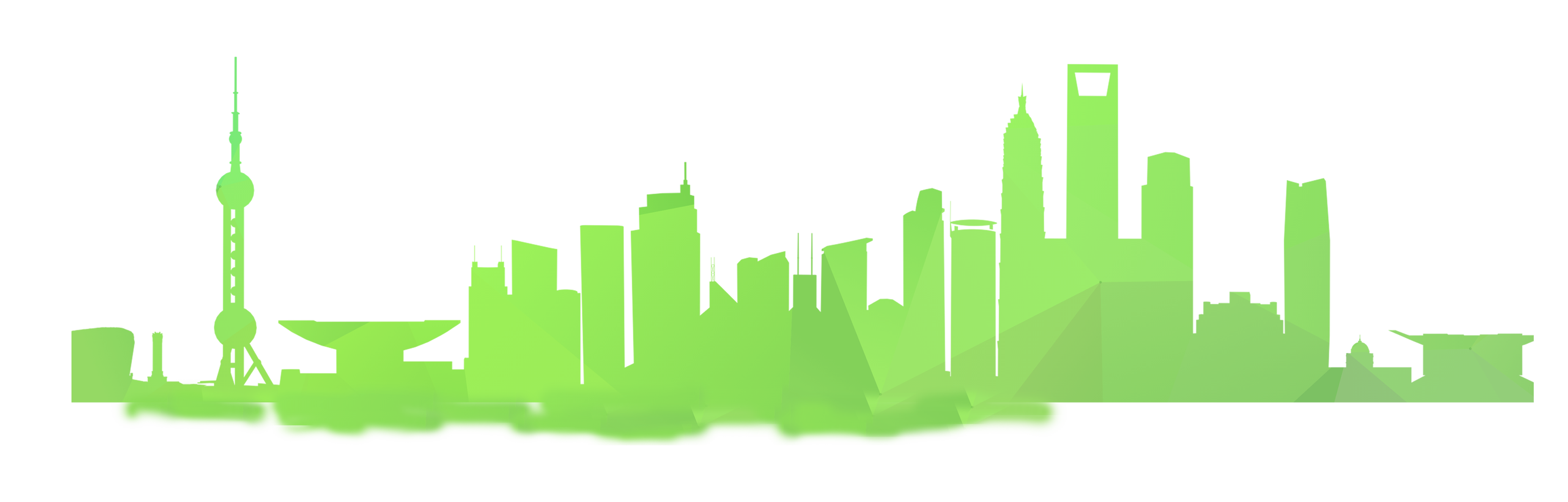 Person clipart city. New york skyline at