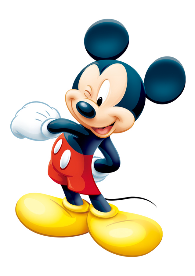 Foto png de wallpapers. One clipart mickey mouse