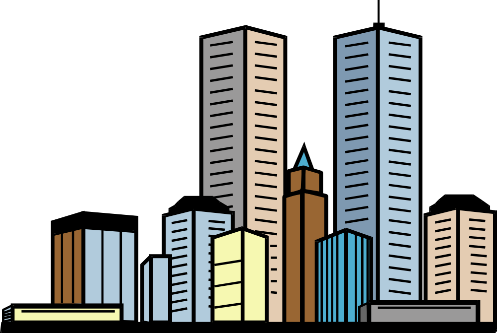 Government order lifts ban. Cityscape clipart building infrastructure