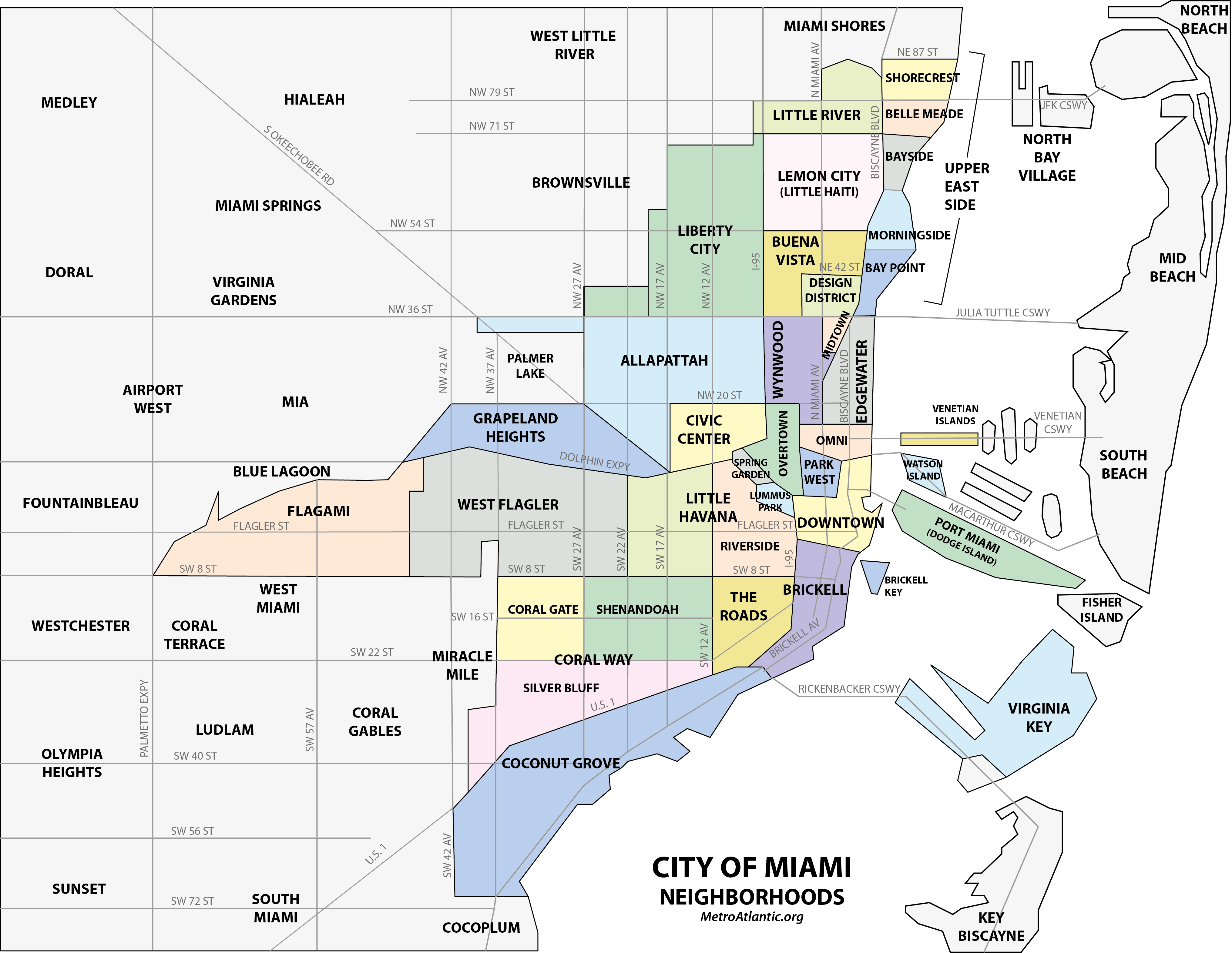 clipart map neighborhood
