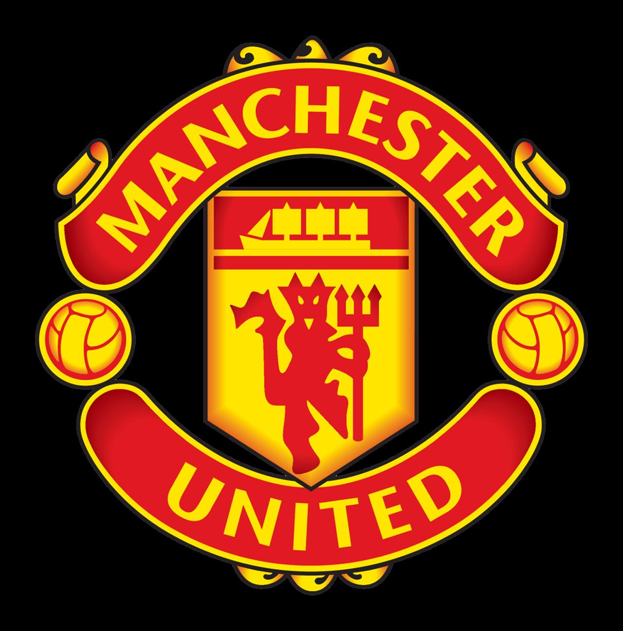 City clipart pixel. Manchester united logo transparent