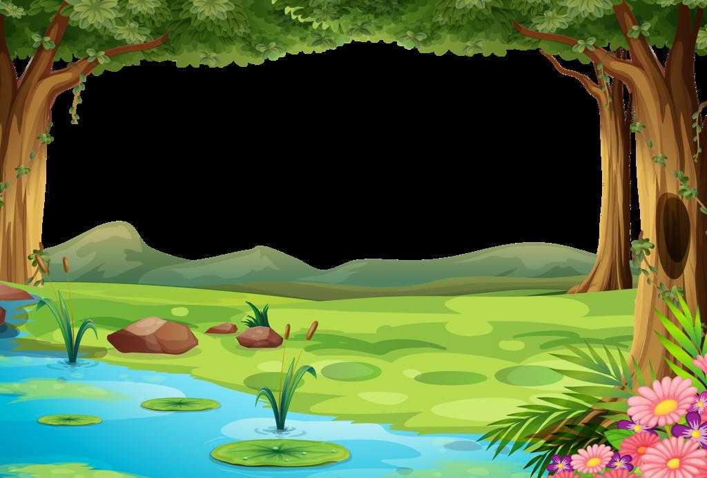 Environment clipart scenery. B u bhww png