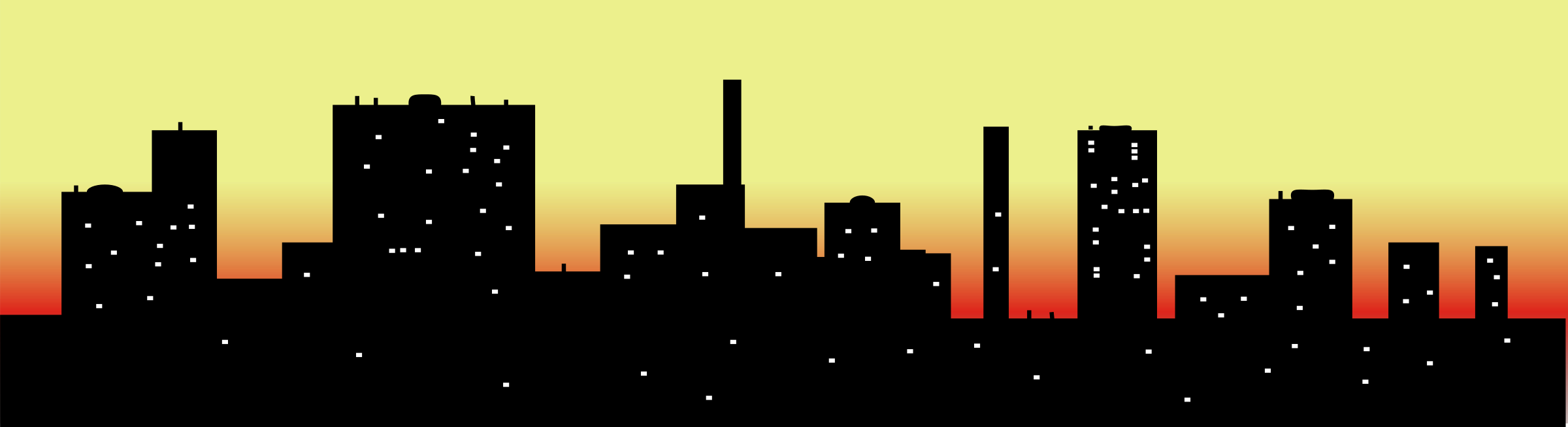 City clipart simple.  collection of skyline