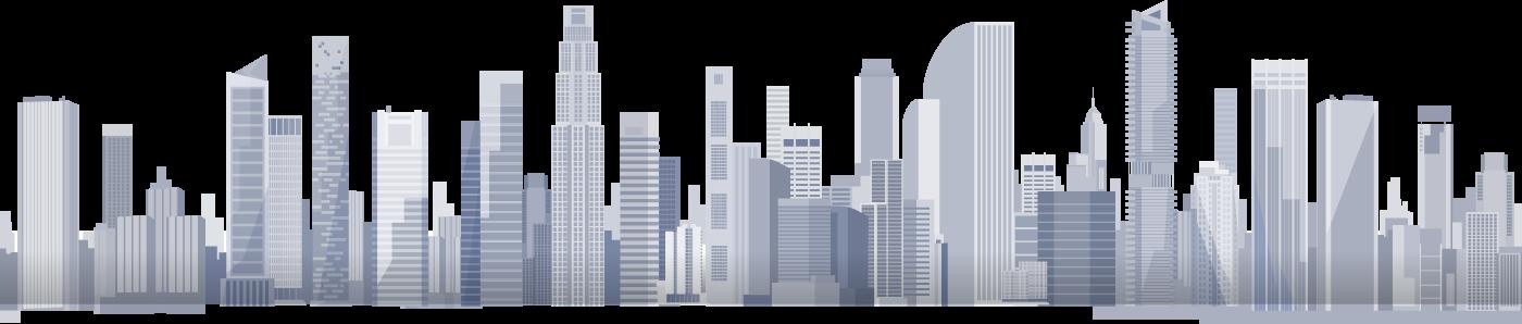 Iot platform for home. City clipart smart city