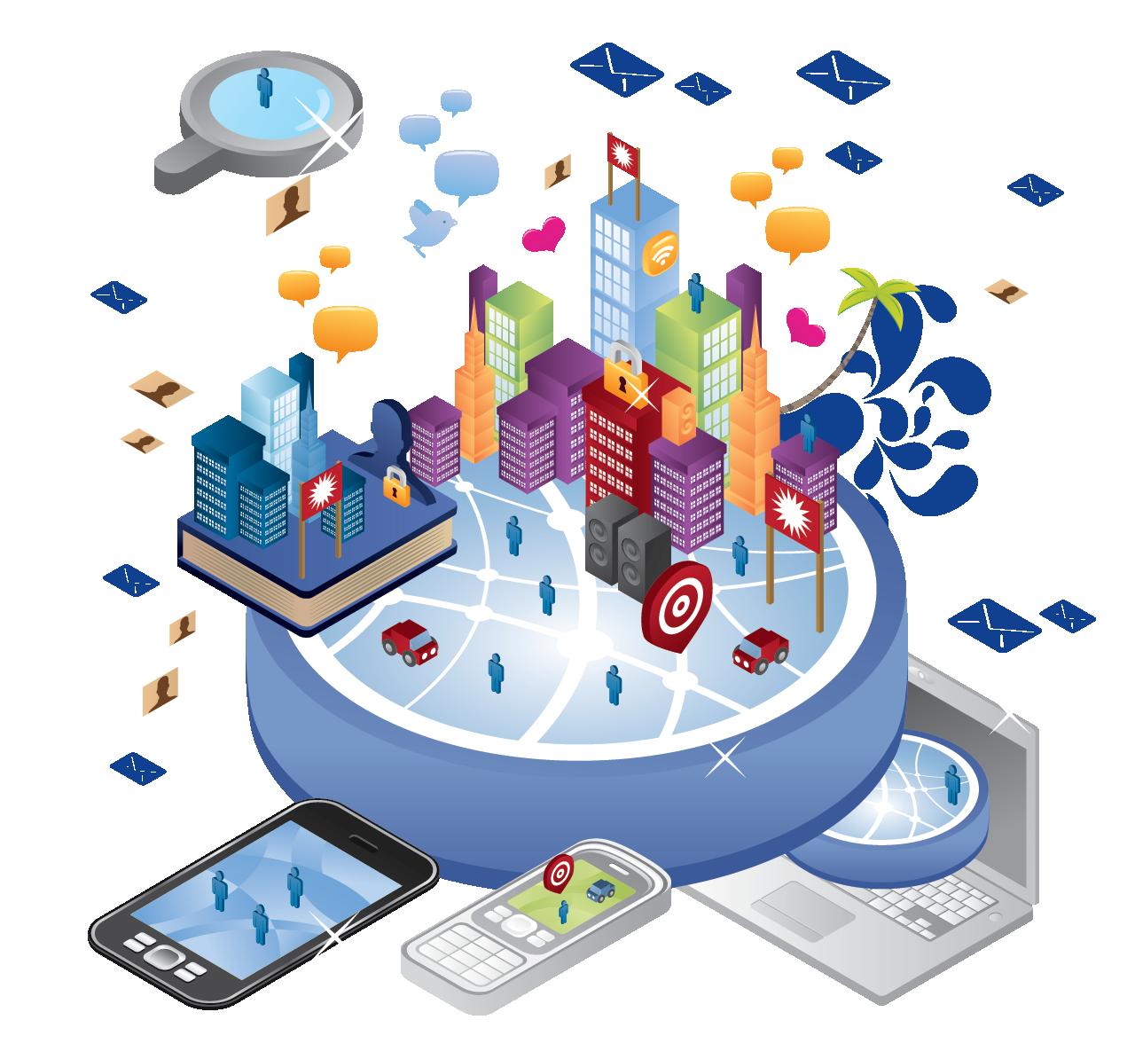 City clipart smart city. Summit registration financial tribune