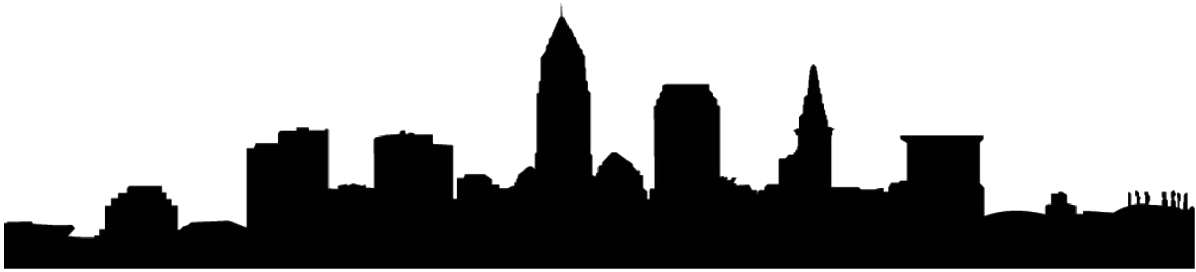 Tall silhouette at getdrawings. Cityscape clipart building infrastructure