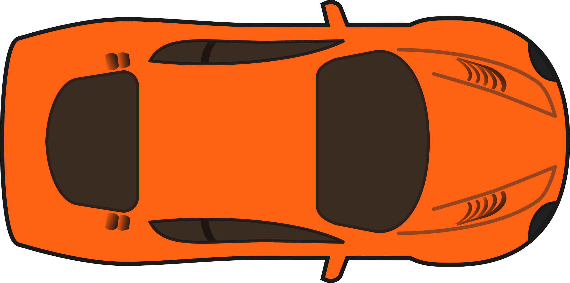 Pie clipart overhead.  collection of car