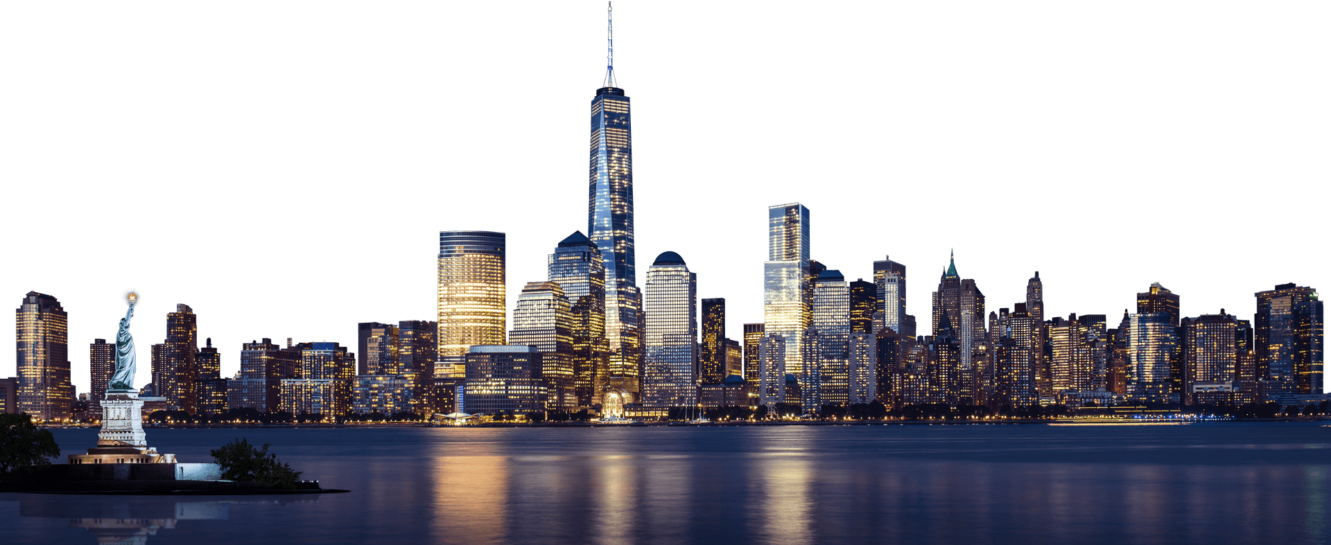 City clipart transparent background. New york skyline png